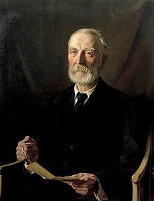 Donald James Mackay, 11th Lord Reay