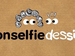 6 questions à... Célia - Mon Selfie Déssiné -