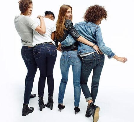 6e62dac559 Comment choisir un jeans adapté à sa morphologie   Les Roses de ...