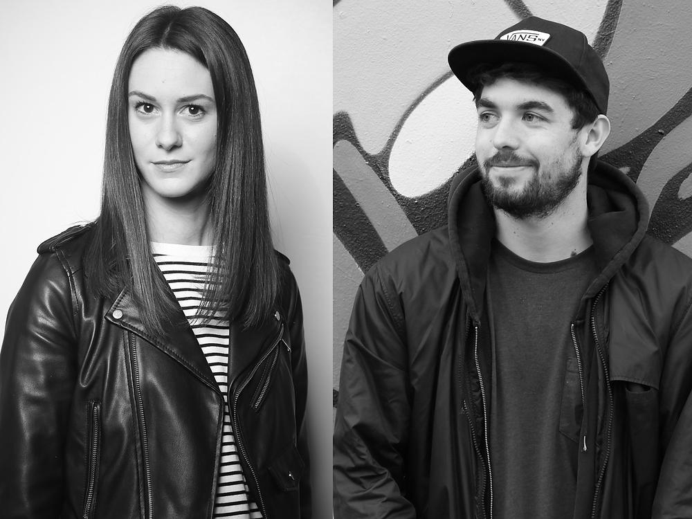 Alicia et Matthieu, créateurs de Tote The Bag