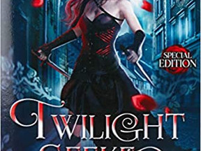 Twilight Seeker by Pippa DaCosta