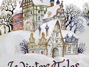 Review: Winter Tales by Tiffany Reisz