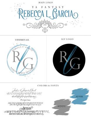 Rebecca L. Garcia Branding Style Sheet.j