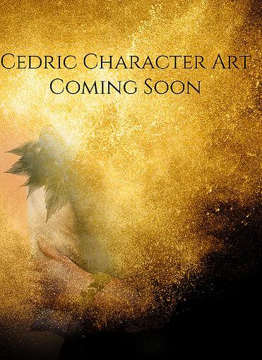 Cedric Character Card