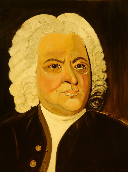 JS Bach Great Composer Series