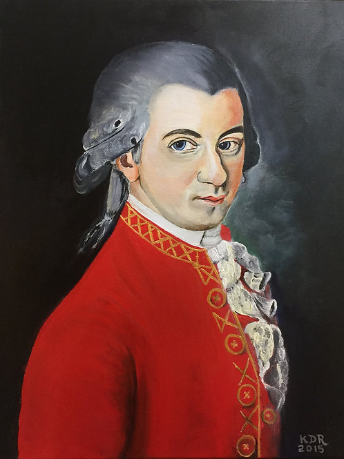 Mozart Great Composer Series