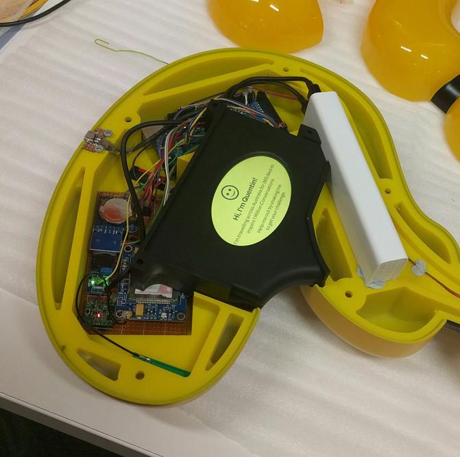 Assembled Electronics