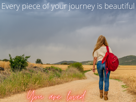 Every Piece of Your Journey is Beautiful
