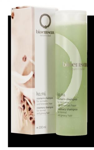 bioemsan Rosmarin Shampoo für normales bis fettendes Haar