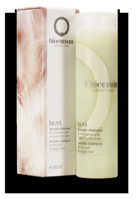 bioemsan Avocado Shampoo