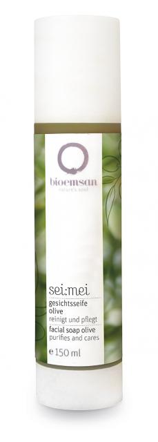 bioemsan Gesichtsseife Olive