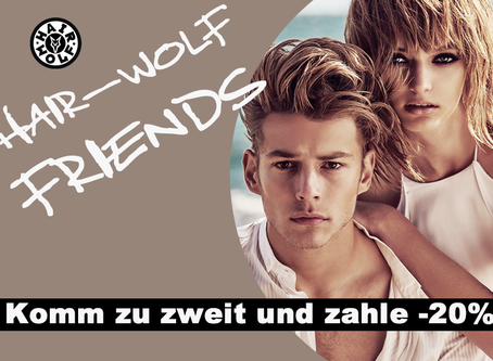 Angebot Friends/September 2020