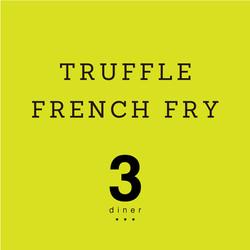TRUFFLE FRENCH FRY