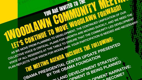 1Woodlawn Community Meeting Presents Ideas for Woodlawn's Future.