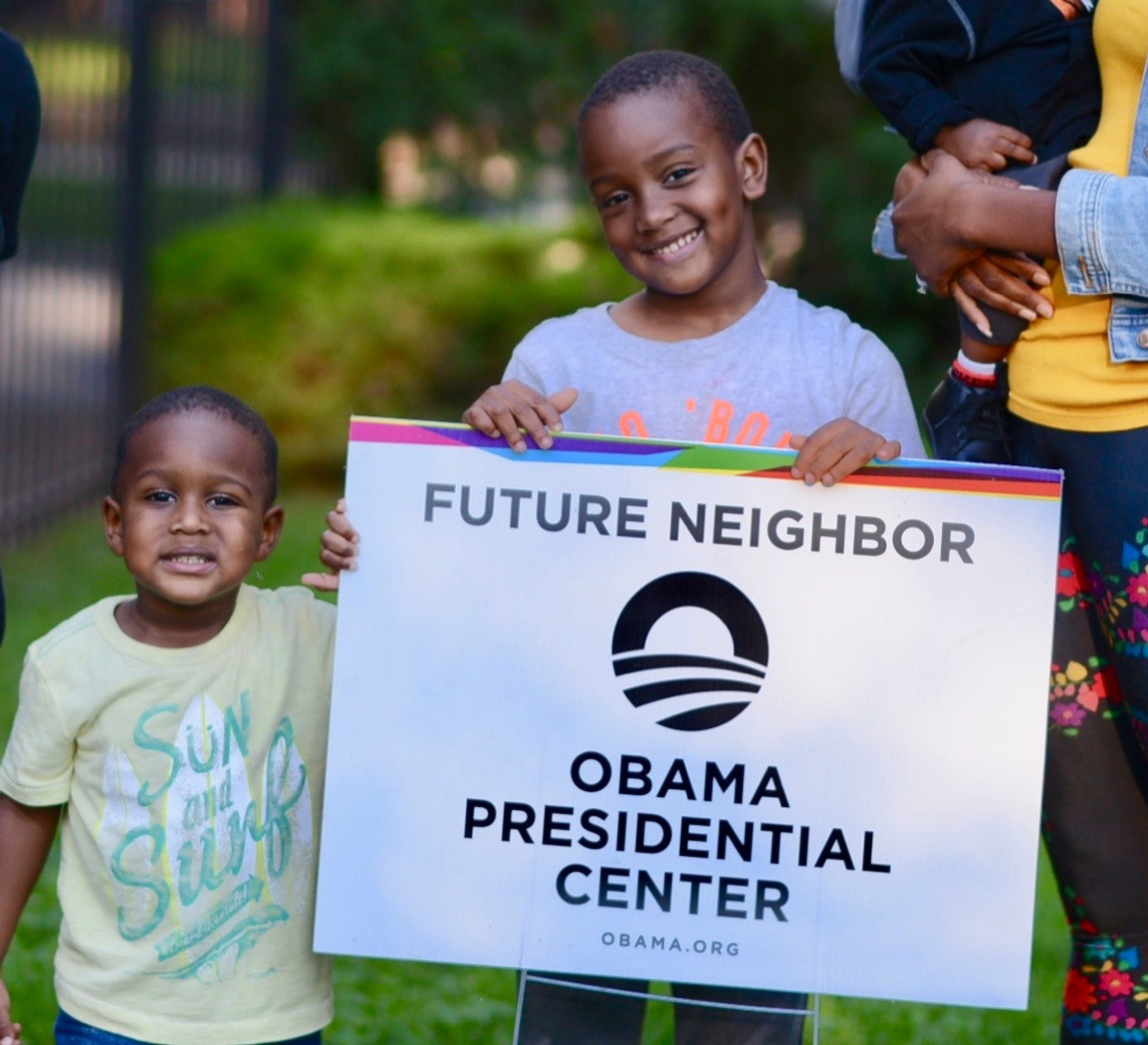 Letter of Support | South Side Neighbors 4 Hope | For the Obama
