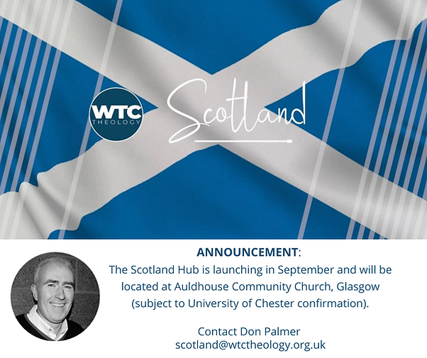 ANNOUNCEMENT_ The Scotland Hub is launch