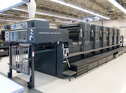 used web press for sale