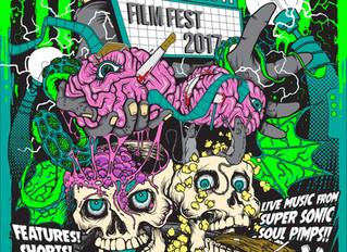 The BoneBat Comedy of Horrors Film Fest