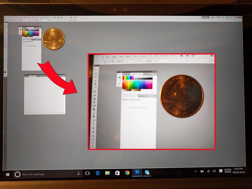 Surface Pro 4 hates Photoshop