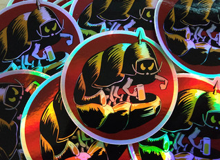 New Stickers Available