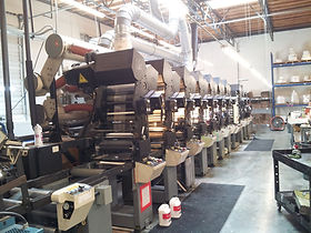 used flexo press, flexo press for sale