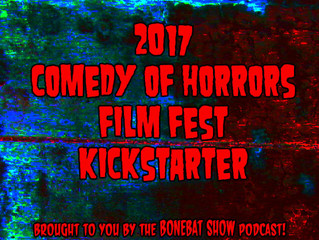 BoneBat Comedy of Horrors Film Festival 2017