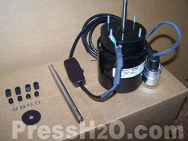 Tresu Royse pump rebuild kit