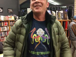 LGBTQTHULHU sighting at Logos Books