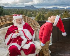 Santa and Brenner