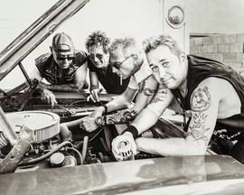 The Earps - Band Promo