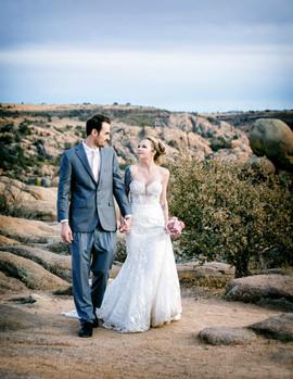 Hayward wedding