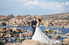 Kauffman wedding