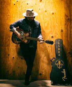 Joshua Strickland / The Bayou Bandits - Promo