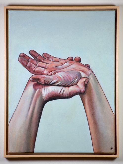 'Two Hands III' - Original
