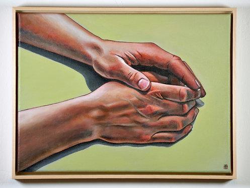 'Two Hands II' - Original