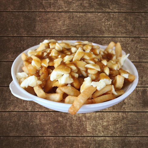 POUTINES & FRITERIES