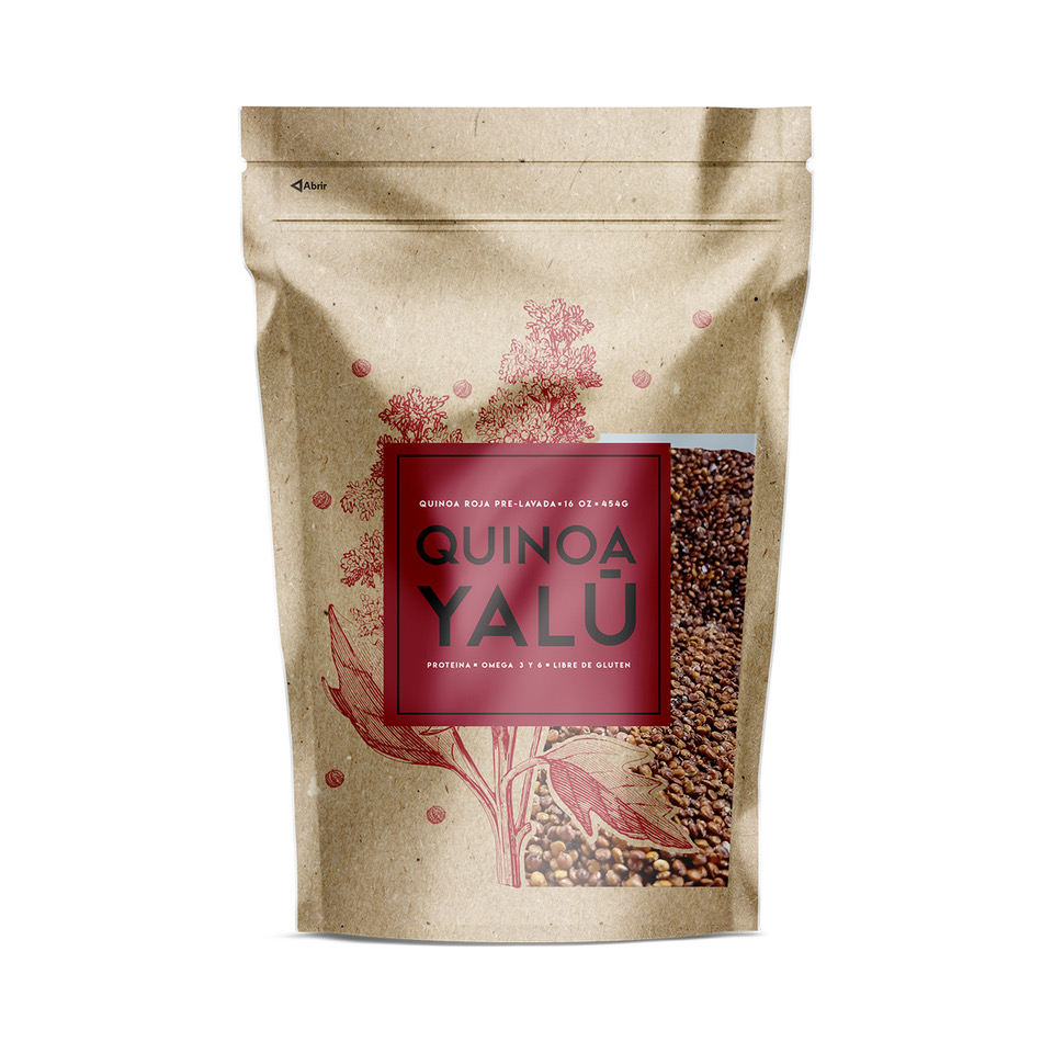Quinoa Roja (16 oz)