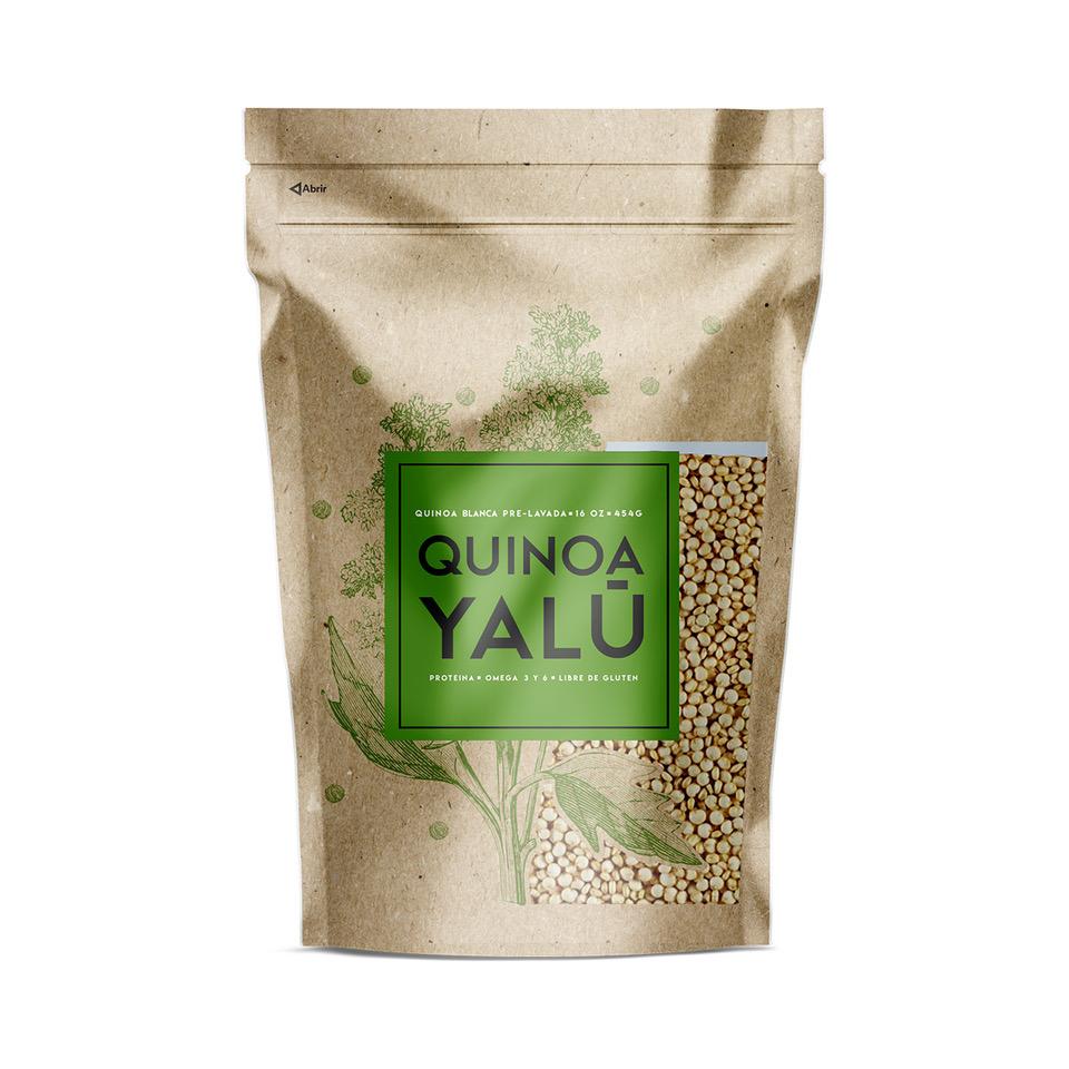 Quinoa Blanca (16 oz)