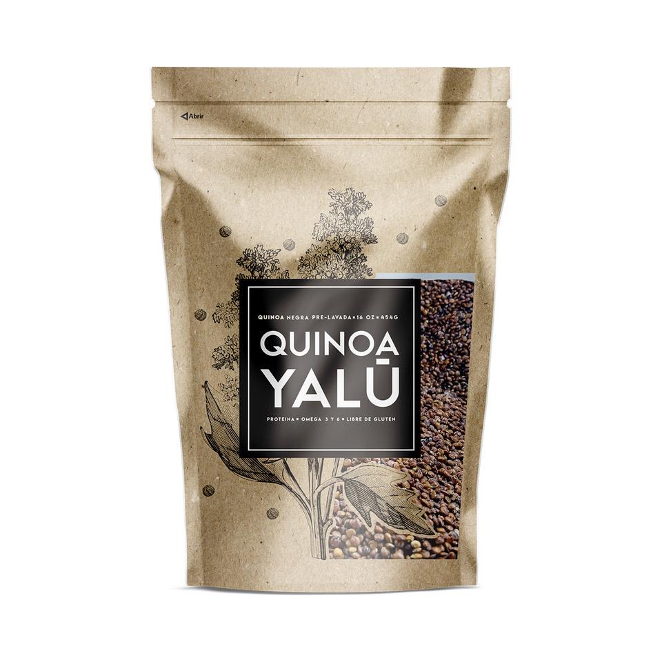 Quinoa  Negra (16oz)