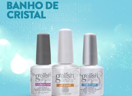 Quais os benefícios do Banho de Cristal para as unhas?