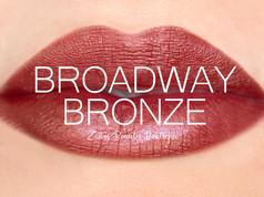 Broadway Bronze siara lip matte label 2.