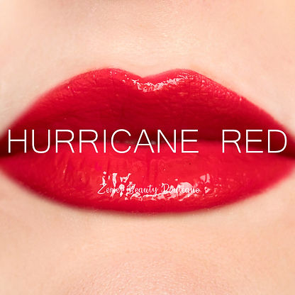 Hurricane Red LipSense ®