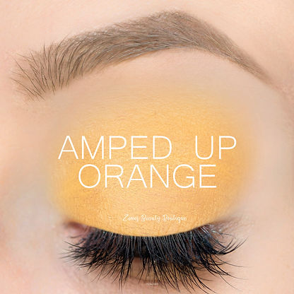 Amped up Orange ShadowSense ®