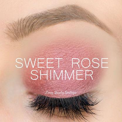 Sweet Rose Shimmer ShadowSense ®