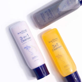 SeneDerm®  3in 1 Cleansers