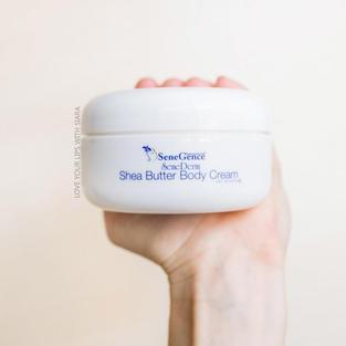 Shea Butter Body Cream