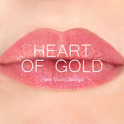 Heart of Gold LipSense ®