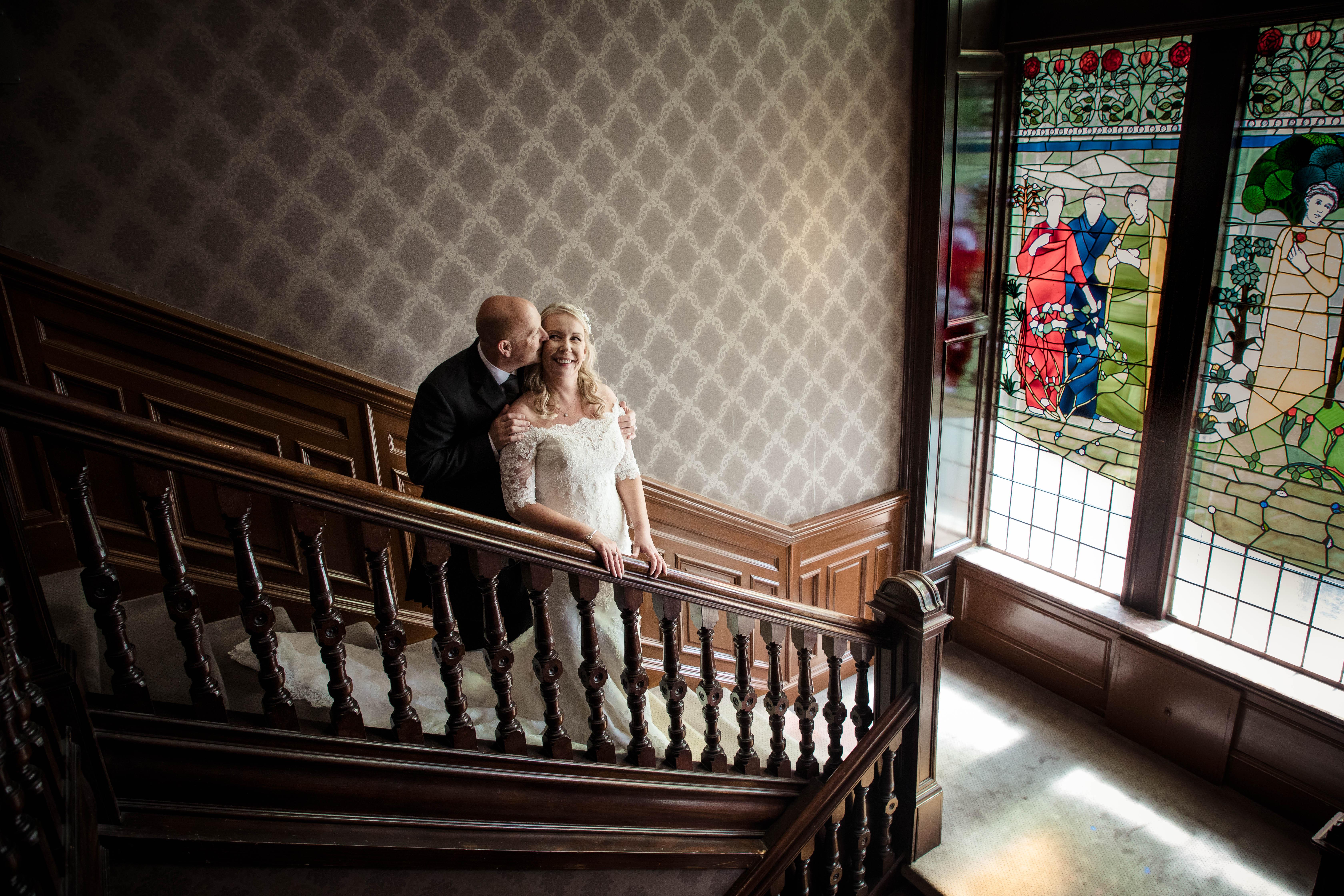 Sandra and Mark WeddingPhotographer Zari