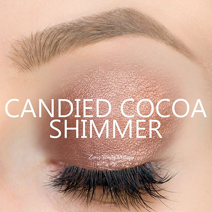 Candied Cocoa Shimmer ShadowSense ®