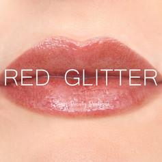 Red Glitter Gloss